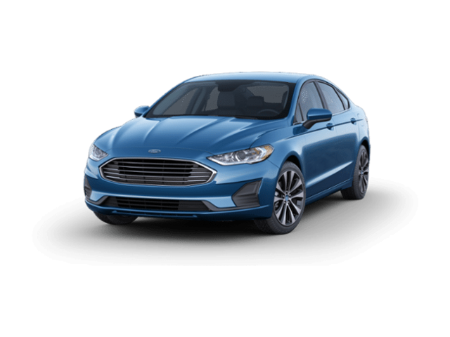 New 2019 Ford Fusion SE Sedan 3FA6P0T92KR164455 for sale in Hobart, IN